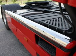 Iveco Stralis Side Protection Kit