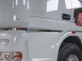 DAF XF 105 Application for Wing