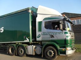 Scania 4/R Series Low Roof. High Volume Air Management Kit.