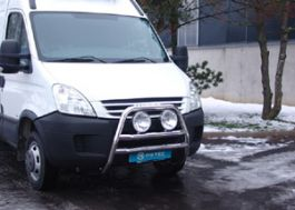 Iveco Daily Front A Bar 2007-2012