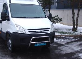 Iveco Daily Front A Bar. Small. 2007-2012