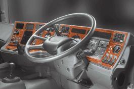 Scania 4 Series Dashboard Decor Kit