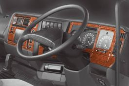 CLEARANCE Renault Premium Euro 2 Dashboard Decor Kit (1996 to 2001), Priced to clear