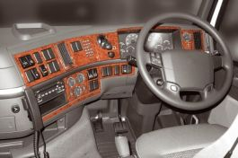 Suitable for Volvo FH/FM 2002> Dashboard Decor Kit