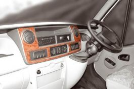 CLEARANCE Renault Master 2003 - 2010 Dashboard Decor Kit