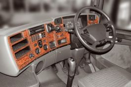 Scania R Series Dashboard Decor Kit