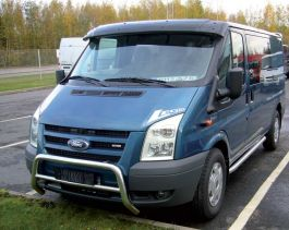 Ford Transit 2000> Low/High Roof Sunvisor