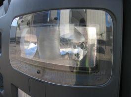 CLEARANCE MAN TGX Headlight Guards