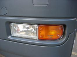 CLEARANCE MAN TGX Drive Lamp Guards