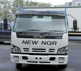 Isuzu NKR/NPR Wide Cab Sunvisor