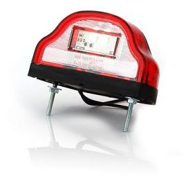 LED Number Plate / Position Light Red 12-24V