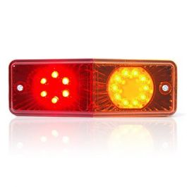 Tail Light 12-24 LED Universal Rear/Brake/Indicator
