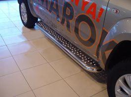 VW Amarok Side Steps