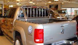 VW Amarok Load Box Arches