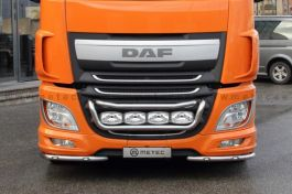 DAF XF 106 (Euro 6) Front Light Bar. 2014 Onwards. Pre-Wired.