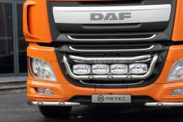 DAF XF 106 (Euro 6) Front Light Bar. 2014 Onwards. Pre-Wired. With LED's.