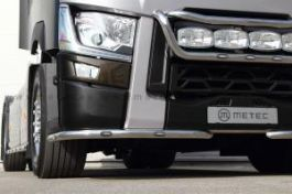 Renault T Range. Under Bumper Corner Bars. With Amber And White LED's (Pair)