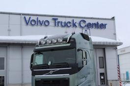 Suitable for Volvo FH 4 Roof Light Bar. 2013 Onwards. Globe and XL. Pre Wired for 6 Lamps.