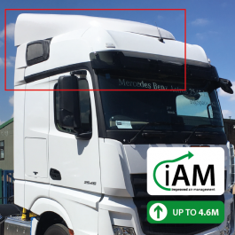 iAM Mercedes Actros BigSpace High Volume AMK. To Suit Factory Uprights