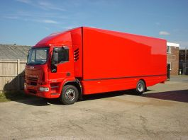 Iveco Cargo Day Cab Fixed Full Kit 7.5 Ton