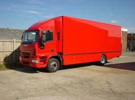 Iveco Cargo Day Cab Fixed Full Kit 18 Ton