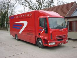 Iveco Cargo Day Low Version Full Kit