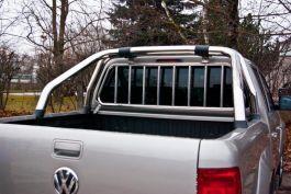 VW Amarok Flares
