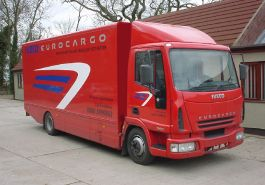 Iveco Cargo Day Low Version Spoiler 2003>
