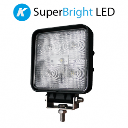Kuda SuperBright LED Worklamp 12/24v.