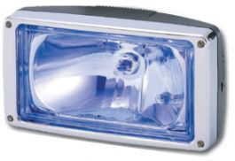 CLEARANCE Scania Sunvisor Spotlight - Blue