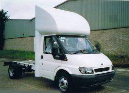 Ford Transit Luton Pod 2000-