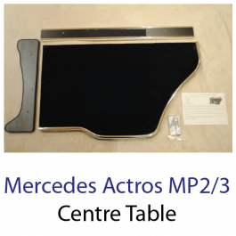 Mercedes Actros MP2/3 Centre Drivers Table