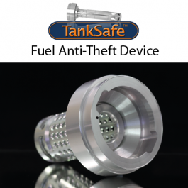 TankSafe Fuel Anti Theft Device Anti Syphon. Standard.