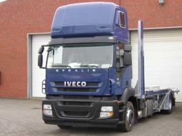 Iveco EuroTech / Stralis Day Cab Sleeper Pod