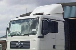 MAN TGL/TGM Sleeper Cab Top Spoiler