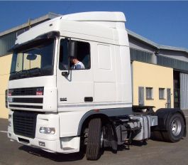 DAF 105XF High Volume Air Management Kit