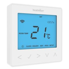 NeoStat-e Thermostat - Glacier White