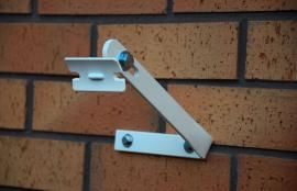 30 Degree Angle Bracket 200mm Projection