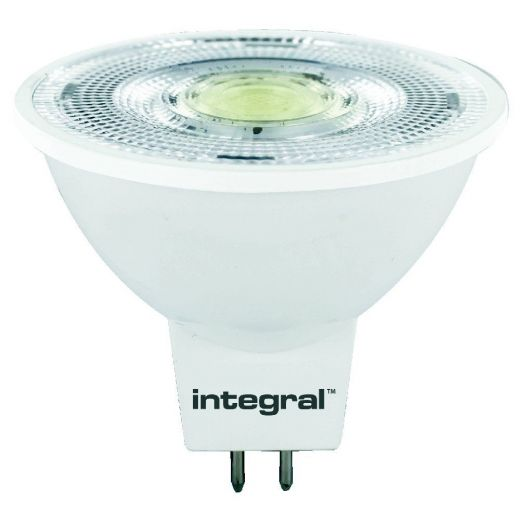 Integral 8.3W Dimmable Warm White LED MR16 Bulb - 36 degree beam angle