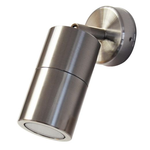 Smartspot 12v - 316 Stainless Steel IP65 MR16 - Adjustable Spot Wall Light -Available In 6 Colours and 12v and 240v