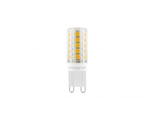 G9 3W 2700K 300lm Dimmable 300 deg Beam Angle
