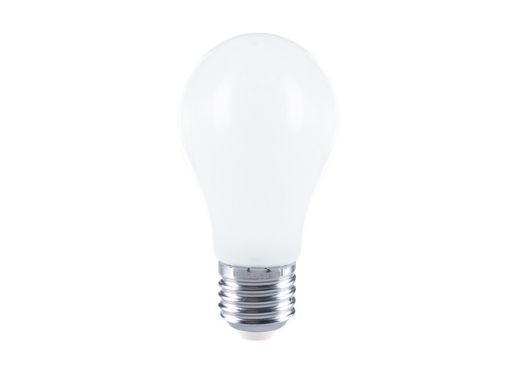 Classic Globe (GLS) Frosted E27 8.5W (75W) 5000K 1055lm Non-Dimmable 300 deg Beam Angle