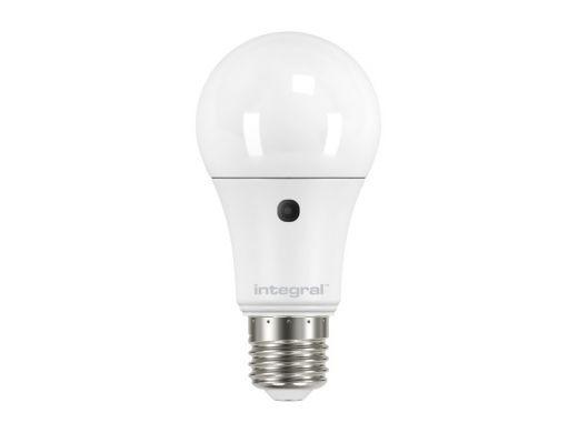 Auto Sensor Classic Globe (GLS) 8.5W (60W) 5000K 840lm E27 Lamp