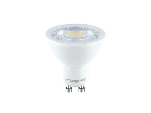 5.5w 3000k warm white GU10 440 Lumens 36 degree beam angle Dimmable