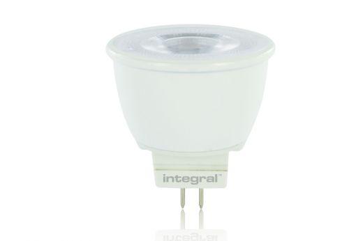 INTEGRAL 3.7W LED MR11, COOL WHITE 4000k – 12V AC/DC