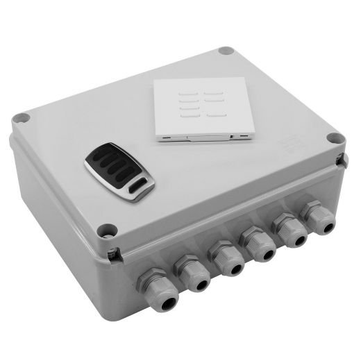 Wise Scene Box Kit With Keypad And Key Fob IP56 240v