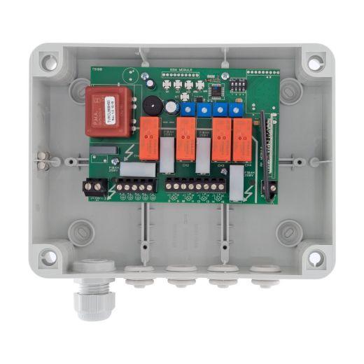Wise WI-FI Box Kit Version 3 includes keypad and key IP54 - 240v
