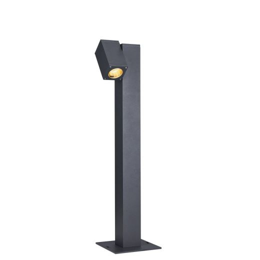 Theo - Anthracite IP44 Max 7w GU10 240v - Surface Mounted Path Light