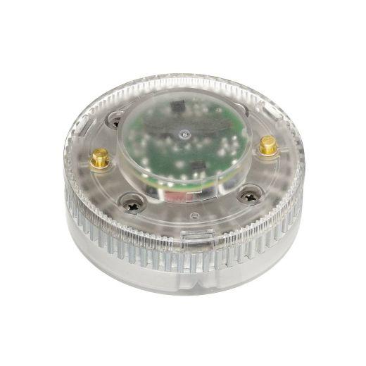 LED GX53  1 x 4.2w warm white , 3000k, 200 lumens