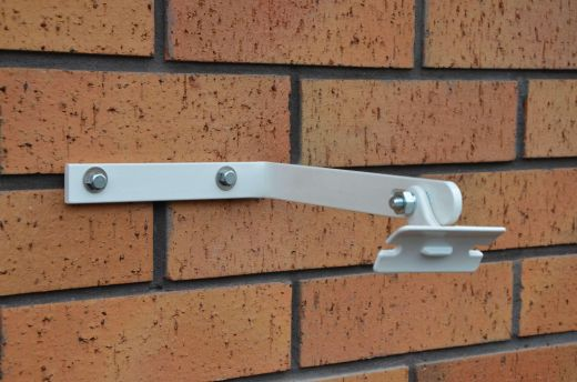 Adjustable Steel Bracket - 100 - 500mm